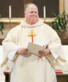 Deacon Dan Donnelly